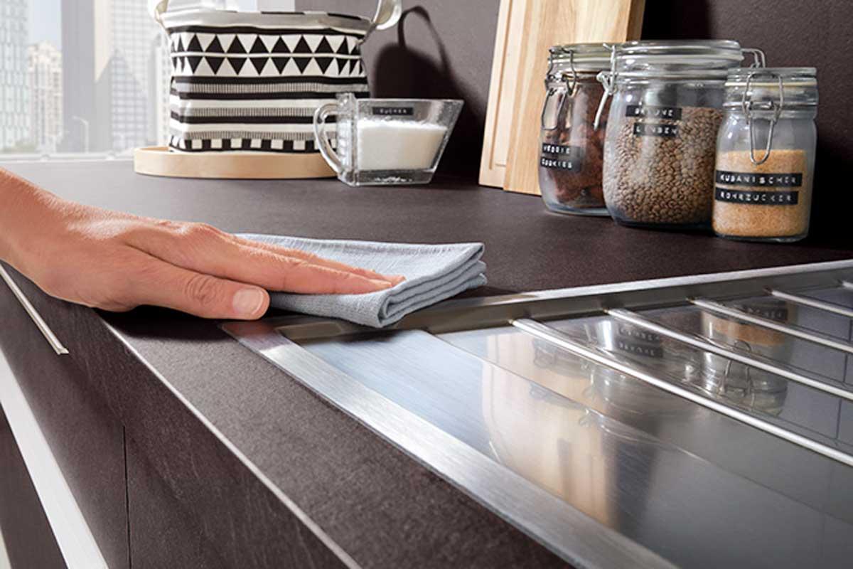 nobilia Küchenarbeitsplatten - Ihr Küchenstudio aus Aachen ...